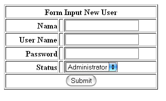 Form Simpan.PHP